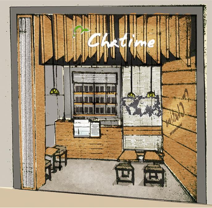 F&B Coffee Shop